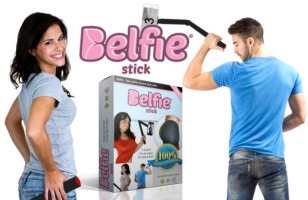 Now You Can Take The Perfect Butt Selfie With The BelfieStick