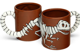You're Really Gonna Dig This Dinosaur Fossil Mug