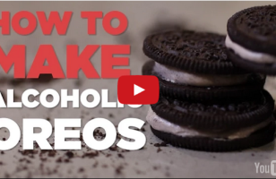 How To Make Alcoholic OREOs
