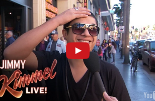 People On The Street Reveal Their Passwords On Jimmy Kimmel