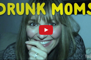 Drunk Moms Talk About Their Kids & It's Funny/Sweet