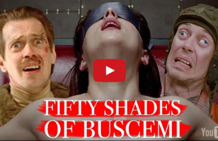 Fifty Shades Of Grey Trailer Now With More Steve Buscemi