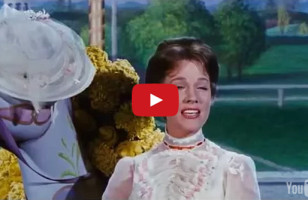 Mary Poppins Does Death Metal