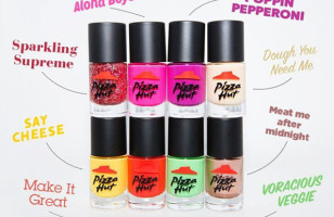 So, Pizza Hut Nail Polish Is A Thing & More Incredible Links