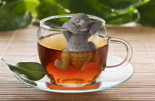 Only For The Sleepiest Of Teas: Sloth Tea Infuser