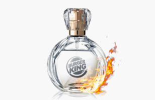 This New Burger King Fragrance Makes You Smell Like A Whopper