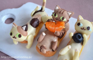 These Cat Sweets Are Almost Too Cute To Eat (ALMOST)