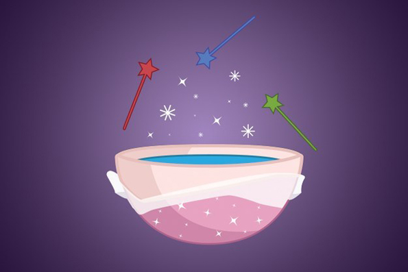 Disney Princesses As Lukewarm Bowls Of Water = Too Far