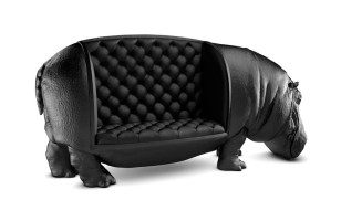 The Hippo Chair You've Always Dreamed Of Is Now A Reality