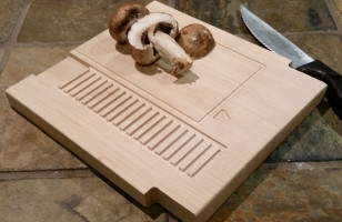 1Up Your Cooking Game With The NES Cartridge Cutting Board