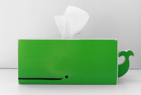 whale-tissue-holder