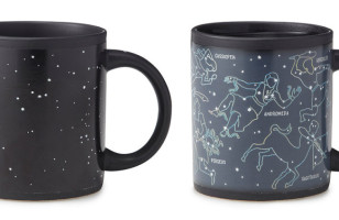 This Heat-Activated Constellation Mug Is Outta This World
