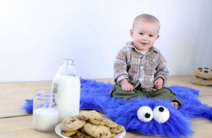 A Video Tutorial On How To Make A Cookie Monster Rug