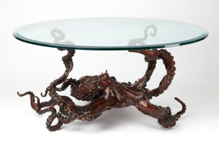 You're Definitely Gonna Want An Octopus Coffee Table