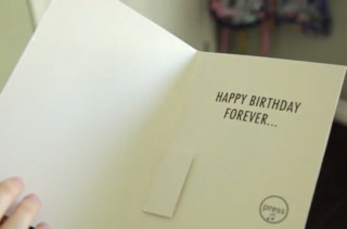The Best Prank Birthday Card Ever Is Just Evil, Pure Evil