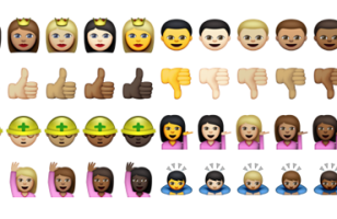 Racially Diverse Emojis Exist Now And It's About Damn Time, Too