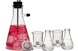 Get Your Drink On (For Science!) With This Cocktail Shaker Set