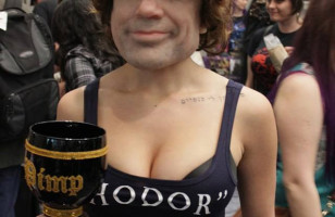 Ummm, Meet Sexy Tyrion Lannister & More Incredible Links