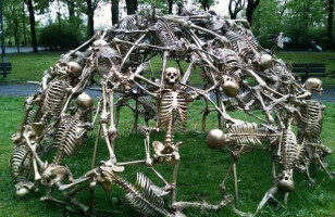 The Scariest Jungle Gym EVER