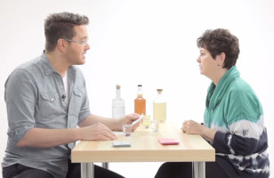 Parents & Their Kids Play An Awkward Game Of Truth or Drink