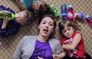 "A Hilarious ""We Can't Stop"" Parody Pregnancy Announcement"