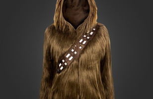 Dress Yourself Up In Wookiee Fur With This Chewbacca Hoodie