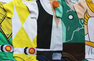Adorable Superhero Onesies For The Tiniest Of Cosplayers