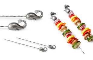 These Narwhal Skewers Are The Most Magical Skewers