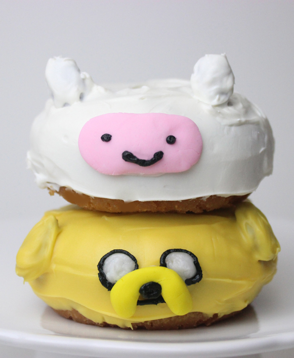 finn-and-jake-donuts