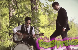 You're Gonna Dig This Blues Cover Of The Fresh Prince Theme