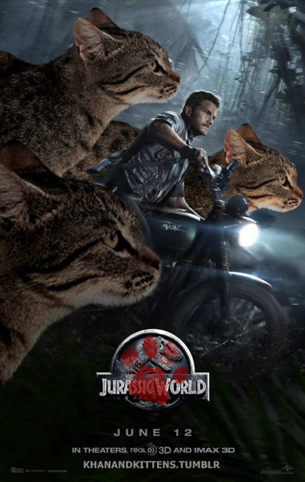 Jurassic Park Velociraptor Jurassic World Is Way ...