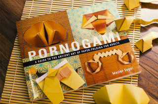 Pornogami: A Guide To The Art Of Paper-Folding For Adults