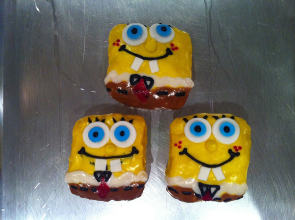 spongebob-donuts