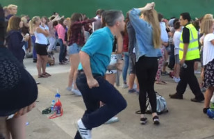 This Dancing Dad Has Better Moves Than All Of Us Combined