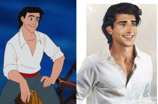 HUBBA HUBBA: This Is How Disney Princes Would Look IRL