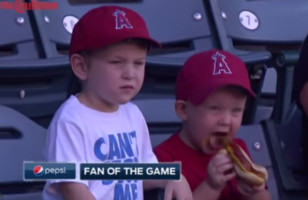 This Little Kid Is Pretty Much The Worst At Eating Hot Dogs