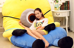 This Giant Minions Bed Is Perfect For Catching Some Zs