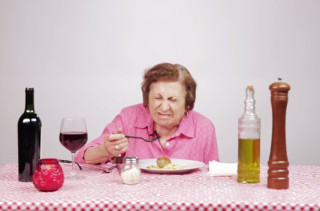 Hilarious Italian Grandmas Try Olive Garden For The First Time