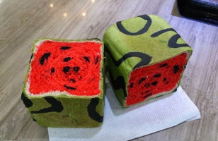 You're Definitely Gonna Want A Slice Of This Watermelon Bread
