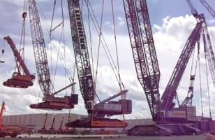Watch A Crane Holding A Crane Holding A Crane Holding A Crane Holding A Model Crane