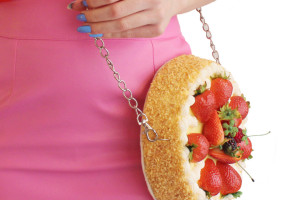 Food And Fashion Combine To Create These Fun Food Handbags