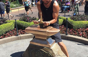 Man Buns Of Disneyland Is Your New Favorite Instagram Account