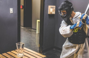 Get Your Aggression Out By Breaking Stuff In This Rage Room