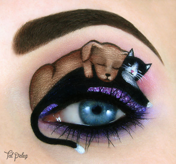 fantastic eye makeup art you have to see to believe