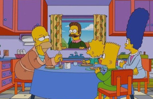 A Couple Is Recreating The Simpsons Kitchen In Real Life