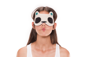 Animal Sleeping Masks Keep The Sun Out AND Look Cute