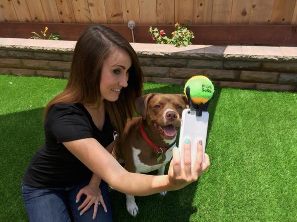 pooch-selfie