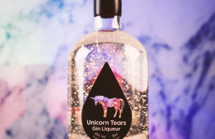 Unicorn Tears Gin Is The Most Magical Booze In All The Land