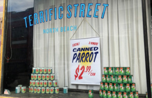 Terrific Street Is Selling Canned Parrot & More Incredible Links