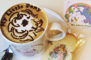 Japan Gets A My Little Pony Cafe